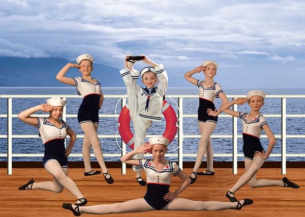Les petits matelots