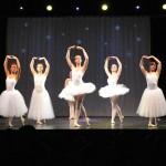 spectacle 2015 Défilé de l'Ecole de danse