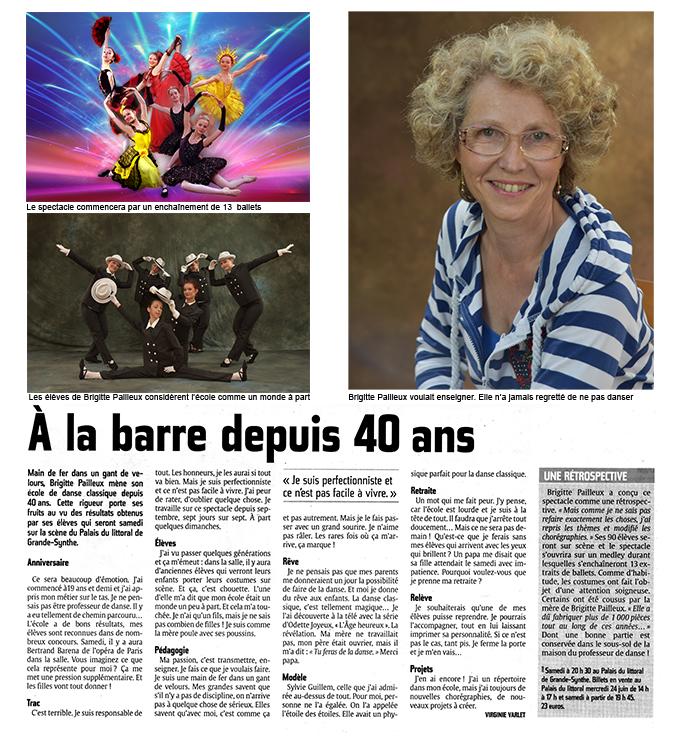 article journal des flandres du 24 juin 2015petit